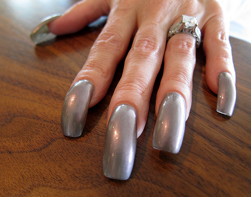 evergreenbeauty long nails Nail Care Tips For Long and Strong Nails