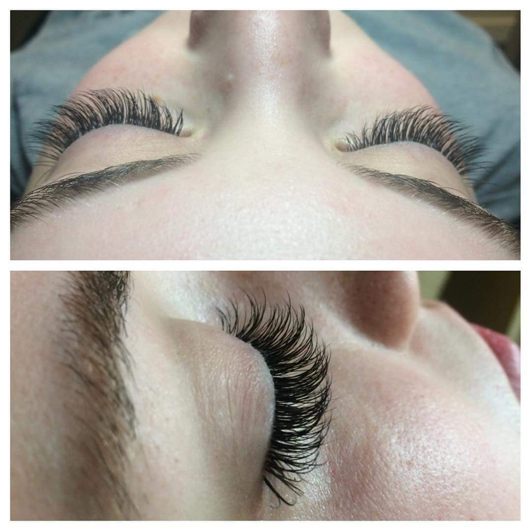 Individual Eyelash Extensions Evergreen Beauty College